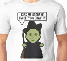 Elphaba - Defying Gravity Unisex T-Shirt
