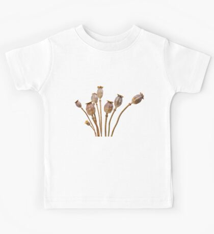 Poppy straw Kids Tee