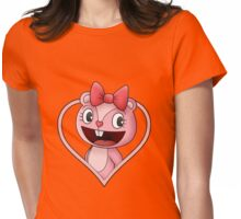 giggles happy tree friends Womens Fitted T-Shirt