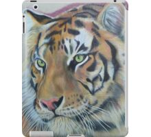 Sumatran Tiger Endangered Species iPad Case/Skin