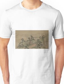 Fukeiga 20 - Hiroshige Ando - 1890 Unisex T-Shirt