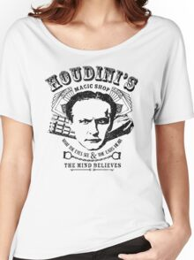 Houdini's Magic Shop Women's Relaxed Fit T-Shirt