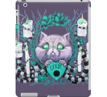 A Seance With Madame Meow-Meow, Gifted Medium iPad Case/Skin