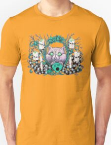 A Seance With Madame Meow-Meow, Gifted Medium T-Shirt