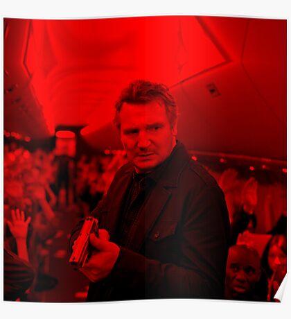 Liam Neeson - Celebrity (Square) Poster