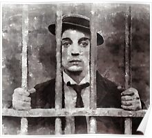 Buster Keaton, Actor Poster