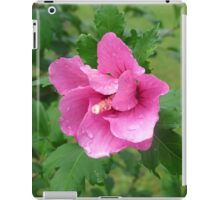 Beautiful Pink Flower iPad Case/Skin