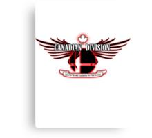 Super Smash Bros. Canadian Division Canvas Print
