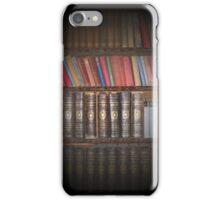 Vintage Books. iPhone Case/Skin