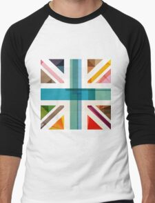 MultiCultural Britain Men's Baseball ¾ T-Shirt