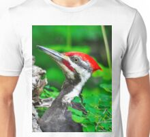 Pileated woodpecker Unisex T-Shirt