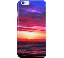 SUNSET CALIFORNIA COAST iPhone Case/Skin