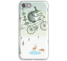 Flying Machine iPhone Case/Skin