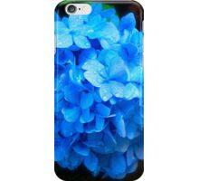 Blue Hydrangea 2 iPhone Case/Skin