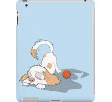 Puppy Girl Sleeping iPad Case/Skin