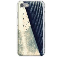 ABSTRACT CHRISTMAS iPhone Case/Skin