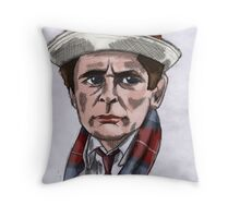 Seventh Lord of Time Throw Pillow