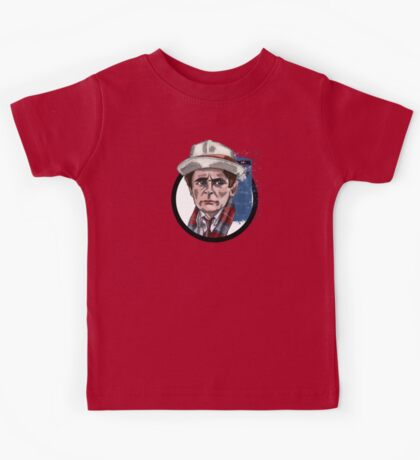 Seventh Lord of Time Kids Tee