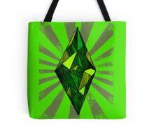 the Sims diamond Tote Bag