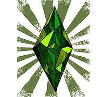the Sims diamond Photographic Print