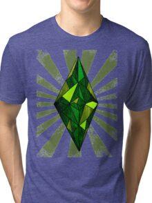 the Sims diamond Tri-blend T-Shirt