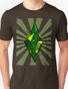 the Sims diamond Unisex T-Shirt