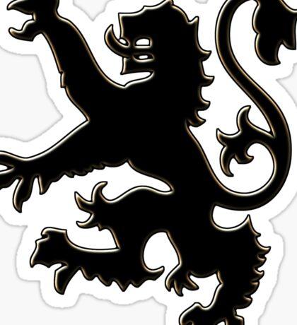 Scotian Grime Sticker