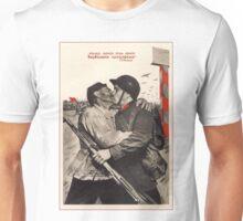 Soviet Propaganda - Liberation of the Whole Earth (1939) Unisex T-Shirt