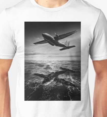 Transport Over The Ocean Unisex T-Shirt