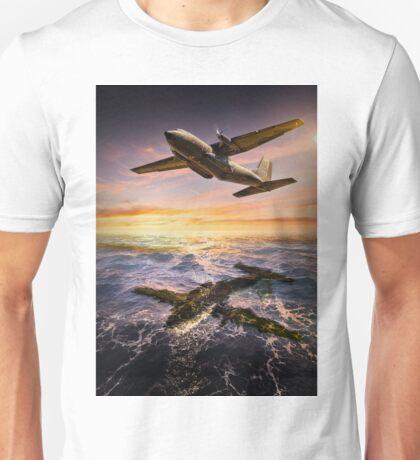 Transport Over The Ocean Unisex T-Shirt