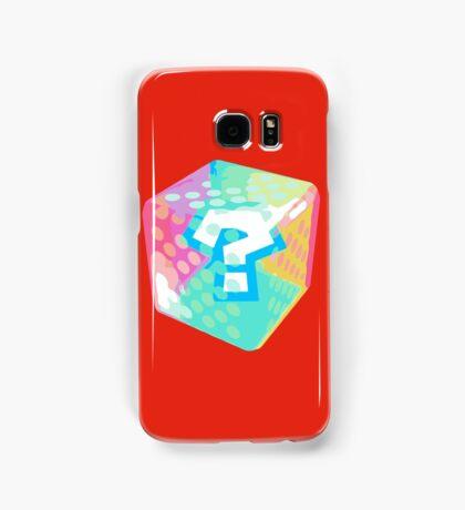 Mario Kart Item Block Samsung Galaxy Case/Skin