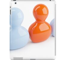 The One iPad Case/Skin