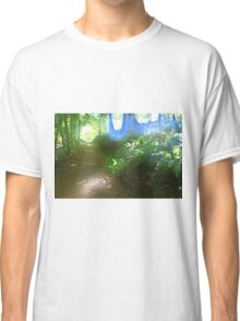 Helios Path.Stackpole,Pembrokeshire Classic T-Shirt