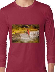 kokanee spawning  Long Sleeve T-Shirt
