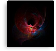 Fractal - 33 colorful Canvas Print