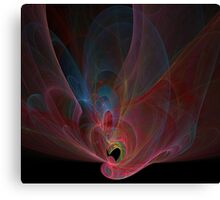 Fractal - 34 colorful  Canvas Print