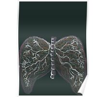 Strong lungs Poster