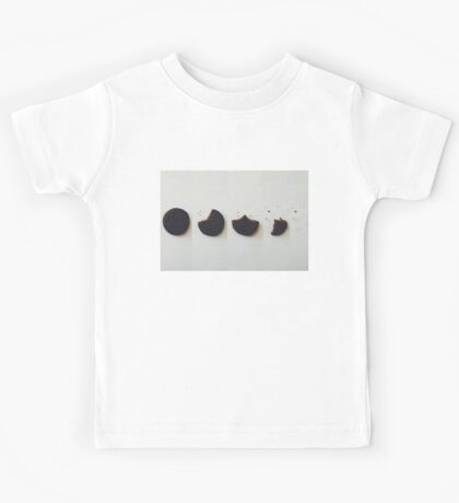 Cookie Timeline. Kids Tee