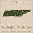 Tennessee Parks by FinlayMcNevin