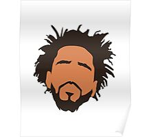 J. Cole Poster