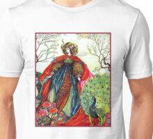 SUMMER QUEEN ; Vintage Fairy Tale Print Unisex T-Shirt