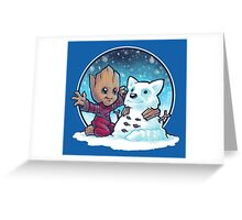 Guardians of Avalanche Greeting Card