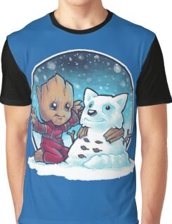 Guardians of Avalanche Graphic T-Shirt