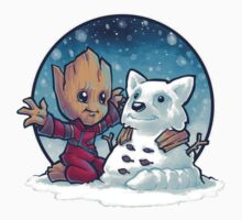 Guardians of Avalanche Kids Tee