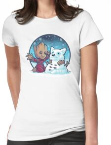 Guardians of Avalanche Womens Fitted T-Shirt