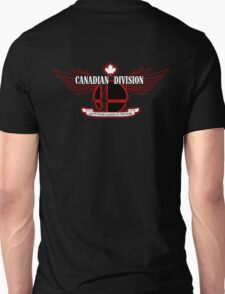 Super Smash Bros. Canadian Division T-Shirt