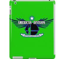 Super Smash Bros. American Division iPad Case/Skin