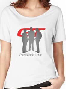 The Grand Tour - Clarkson Hammond and May Women's Relaxed Fit T-Shirt