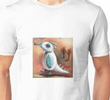 Smoking Bird Unisex T-Shirt