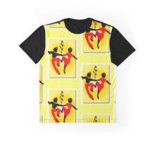 Rock, Bop Jump & Jive Graphic T-Shirt